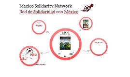 Mexico Solidarity