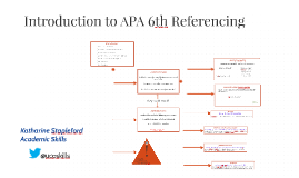 introduction to apa 6th referencing by katharine stapleford on prezi