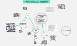 Предпроектный анализ территории квартала в Центральном район