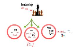 Leadership - Lãnh đạo