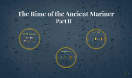 The Rime on the Ancient Mariner