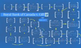 Copy of Royal Bank of Canada v. Gill