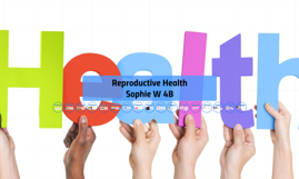 Reproductive Health - Sophie W 4B