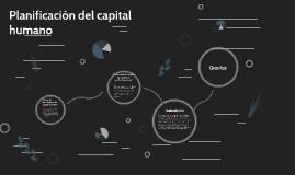 Planificación del capital humano