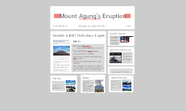 Mount Agung's Eruption