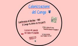 Colonizzazione del Congo