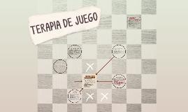 TERAPIA DE JUEGO
