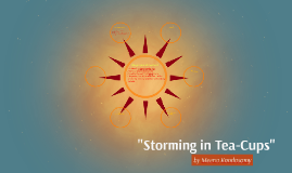 """Storming in Tea-Cups"""