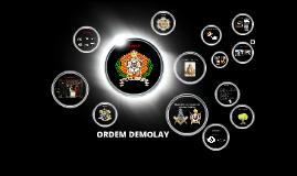 Apresentação Ordem DeMolay