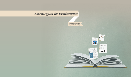 Copy of Estrategias de Evaluacion: Bordas