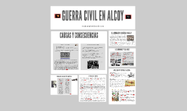 Guerra Civil Alcoyana