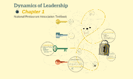 Dynamics of Leadeship