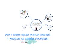 PTC y DDHH: Bolsa Familia (Brasil) Y FAMILIAS en acción (Col