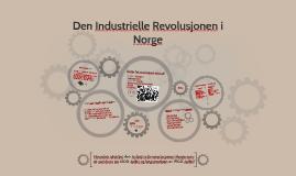 Den Industrielle Revolusjonen i Norge