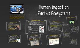 Human Impact on