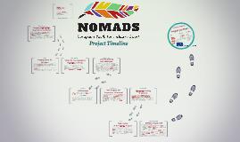 NOMADs Project Timeline