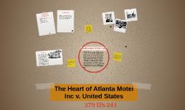 The Heart of Atlanta Motel Inc