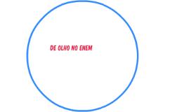 DE OLHO NO ENEM