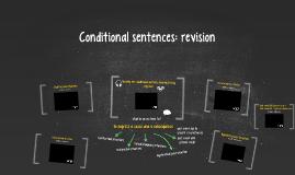 Conditional sentences complete