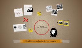 Fidel Castro et la révolution cubaine