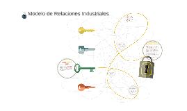 Modelo de Relaciones Industriales