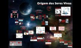 Copy of Origem da Vida - Biogênese & Abiogênese