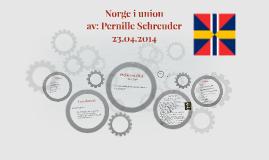 Norge i union