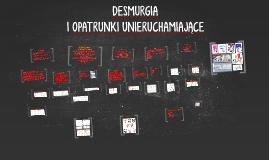 DESMURGIA