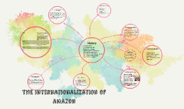 Copy of The internationalization of amazon