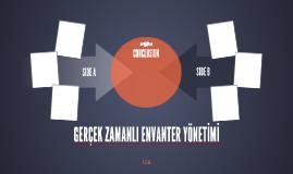 GERÇEK ZAMNALI ENVANTER YÖNETİMİ