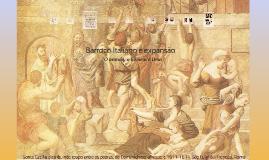 Barroco Italiano e expansão