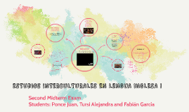 Estudios Interculturales en Lengua Inglesa 1