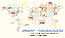 Copy of Copy of aumento della popolazione mondiale