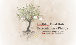 Earthlab Food Hub Presentation #1