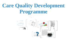 Copy of Care Quality Development Program