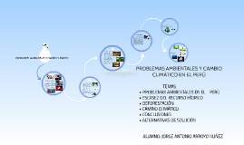 Copy of PROBLEMAS AMBIENTALES Y CAMBIO CLIMÁTICO EN EL PERÚ