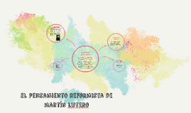 Copia de el pensamiento reformista de martín lutero