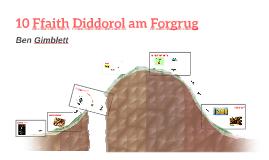 Copy of 10 Ffaith Diddorol am Forgrug