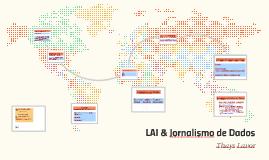 LAI & Jornalismo de Dados