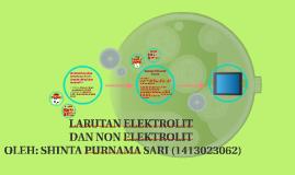 Larutan Elektrolit By Shinta Purnama On Prezi