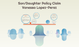 Son/Daughter Policy Claim