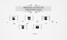 PROGRAMA NACIONAL DE INFRESTRUCTURAS