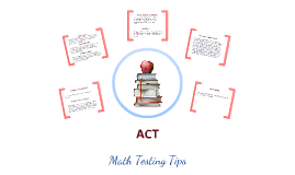 ACT: Math Testing Tips