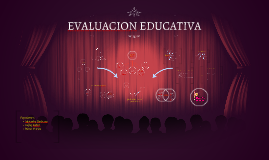 Copy of EVALUACION EDUCATIVA