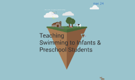 Swim Instruction for Infant/Preschool