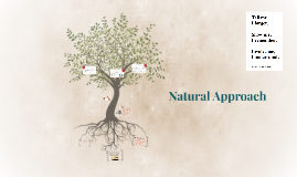 Natural Approach