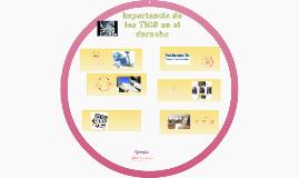 Copy of Importancia de las TICS en el derecho