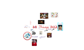 Copy of 23 Things City - the 23 Things programme at City University Library