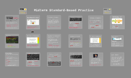 Midterm Standard-based Remediation