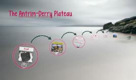 The Antrim-Derry Plateau